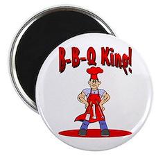 B-B-Q King Magnet
