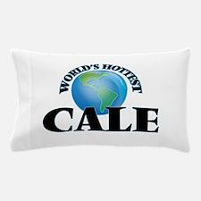 World's Hottest Cale Pillow Case