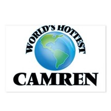 World's Hottest Camren Postcards (Package of 8)