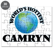 World's Hottest Camryn Puzzle