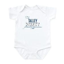 TALLEY dynasty Infant Bodysuit