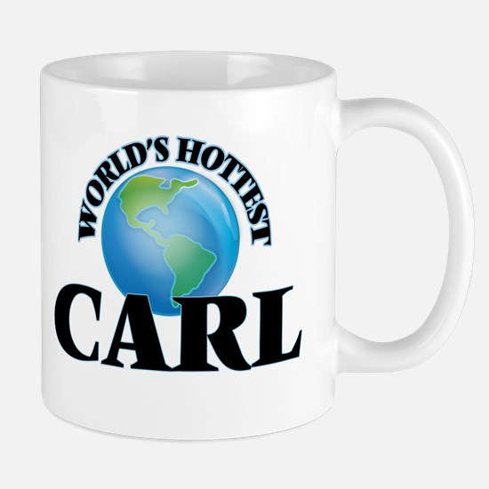 World's Hottest Carl Mugs