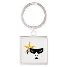 Ninja Mask Keychains