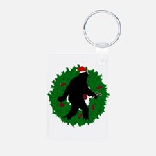 Gone Christmas Squatchin' Keychains