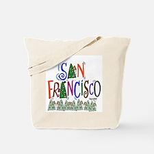 San Francisco Gift  Tote Bag