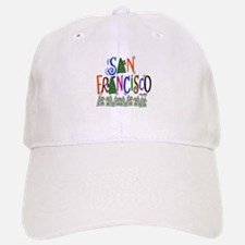 San Francisco Gift Baseball Baseball Cap
