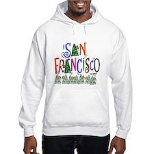 San Francisco Gift Hoodie Sweatshirt