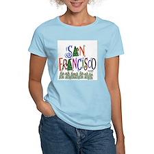 San Francisco Gift  T-Shirt