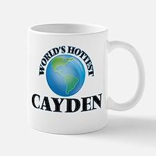 World's Hottest Cayden Mugs