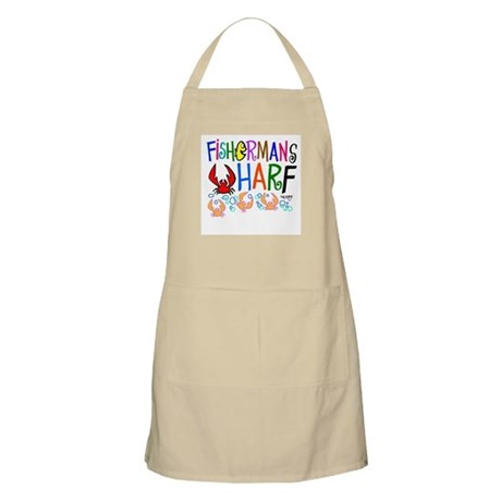 Fishy gift idea BBQ Apron