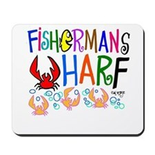 Fishy gift idea Mousepad