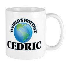 World's Hottest Cedric Mugs