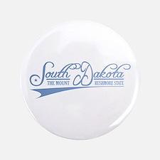 "South Dakota State of Mine 3.5"" Button"