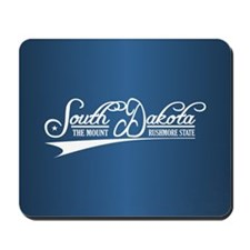 South Dakota State of Mine Mousepad
