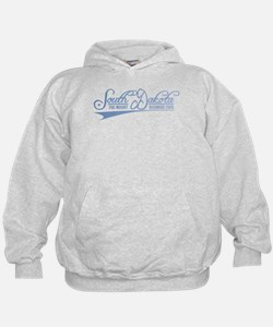 South Dakota State of Mine Hoodie