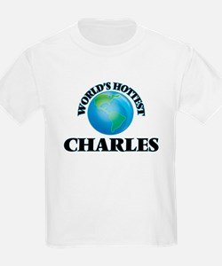 World's Hottest Charles T-Shirt