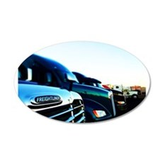 Freightliner 2 Wall Decal