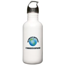 World's Hottest Christ Water Bottle
