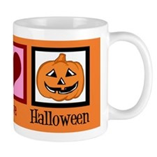 Halloween Orange Mug