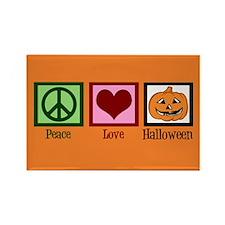 Halloween Orange Rectangle Magnet (100 pack)