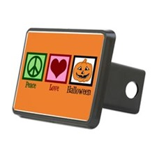 Halloween Orange Hitch Cover