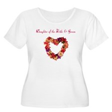 Daughter of the Bride & Groom T-Shirt