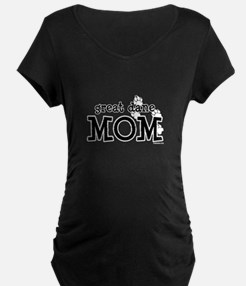 Great Dane Mom Maternity T-Shirt