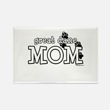 Great Dane Mom Magnets