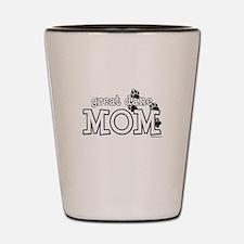 Great Dane Mom Shot Glass