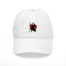 Ninja Girl Baseball Cap