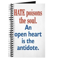 Hate Poisons Journal
