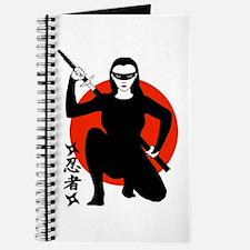 Ninja Girl Journal
