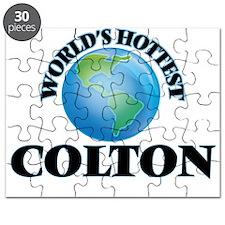 World's Hottest Colton Puzzle