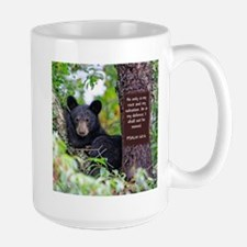 Baby Black Bear - Psalms 62-6 Mugs