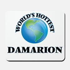 World's Hottest Damarion Mousepad