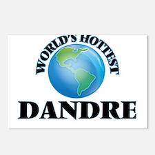 World's Hottest Dandre Postcards (Package of 8)