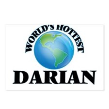 World's Hottest Darian Postcards (Package of 8)
