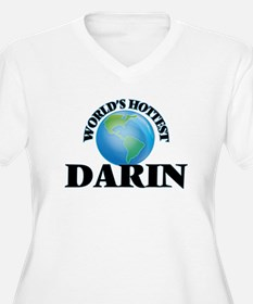 World's Hottest Darin Plus Size T-Shirt