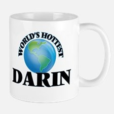 World's Hottest Darin Mugs