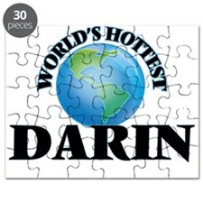 World's Hottest Darin Puzzle