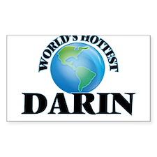 World's Hottest Darin Decal