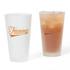 Tennessee State of Mine Drinking Glass