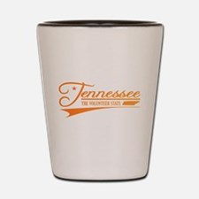 Tennessee State of Mine Shot Glass