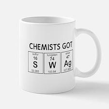 Chemists got swag Mugs