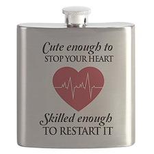 cute enough skilled enough Flask