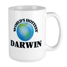 World's Hottest Darwin Mugs