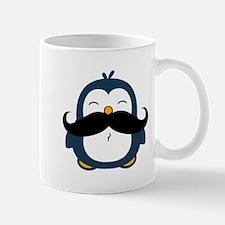 Mustache Penguin Trend Mugs
