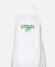 Lithuania Roots Apron