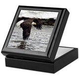 Eagle Keepsake Boxes