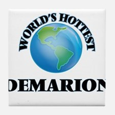 World's Hottest Demarion Tile Coaster